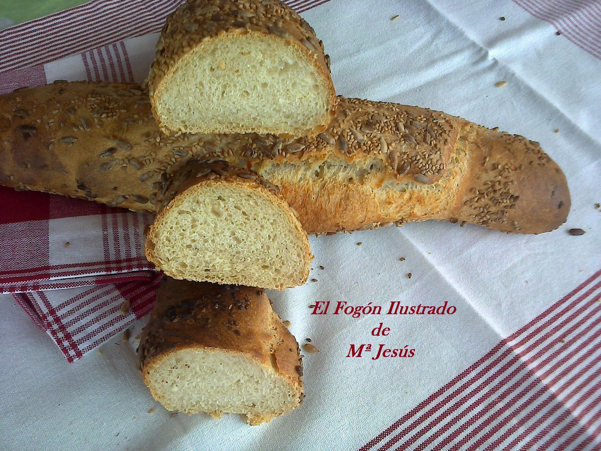 Pan de semillas sin amasado (2)