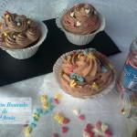 Cupcakes de magdalena