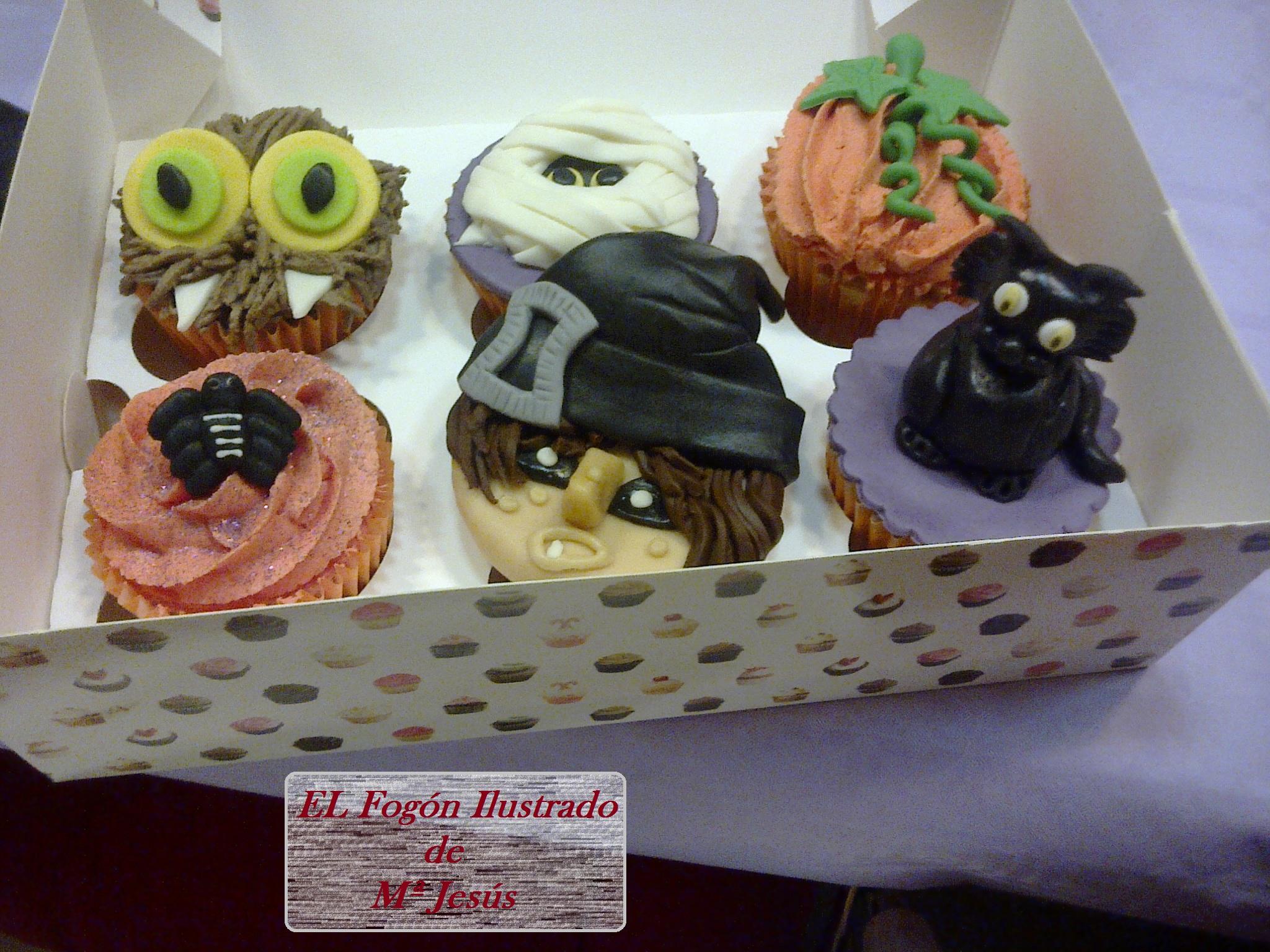 Cupcakes de Halloween (2)
