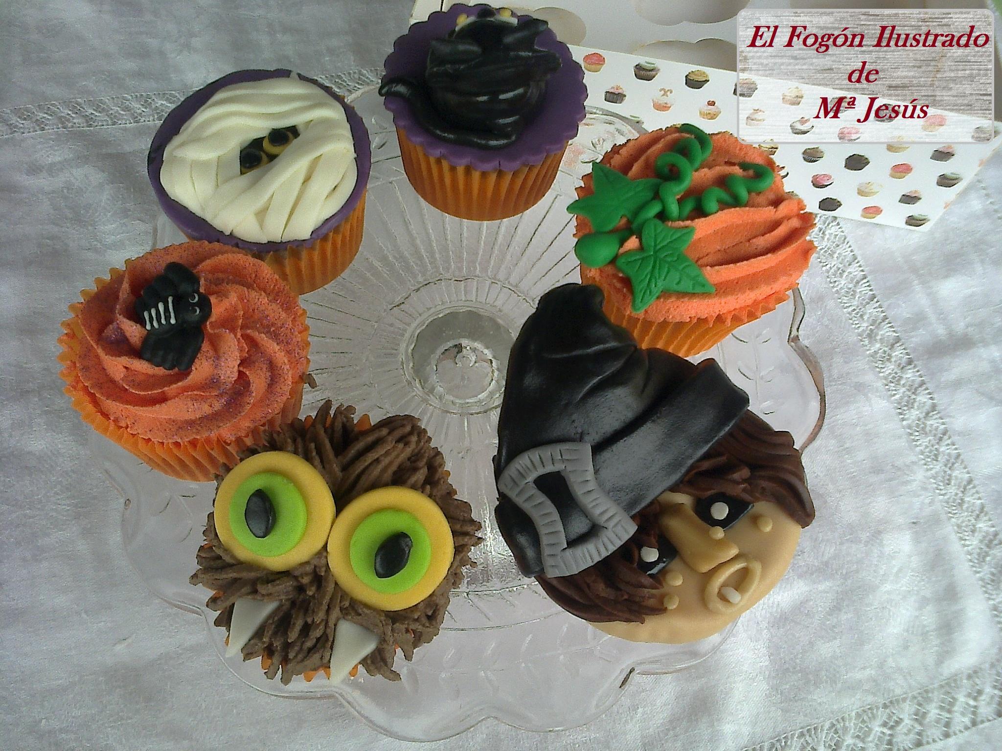 Cupcakes de Halloween (3)