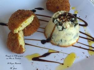 Nuggets de Pollo y Flan de verdura 003