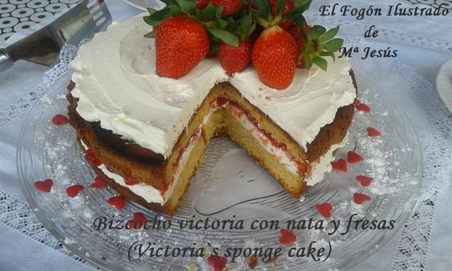 Bizcocho Victoria 045