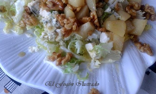 ensalada-de-escarola-peras-y-nueces-con-salsa-de-caramelo-2