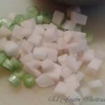 Sopa de Verduras, Pollo y Fideos