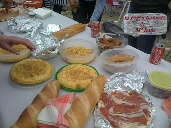 Almuerzo de San Marcos