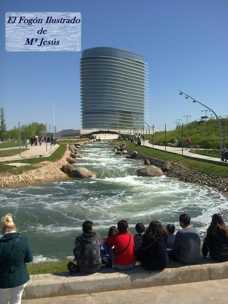 Día de San Jorge, Parque Metropolitano del Agua