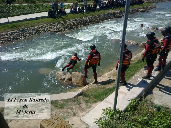 Día de San Jorge Parque Metropolitano del Agua