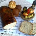 Pan de torrijas y torrijas