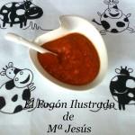 Salsa de tomate para conserva