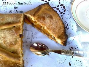 Dulce tradicional de Navidad en la provinvia de Huesca