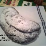 Stollen o Pan de Navidad