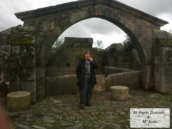 Fuente romana de Zarza la Mayor
